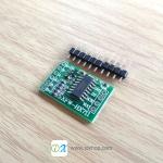 HX711 Module Weighing Sensor Dedicated AD Module