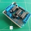 Stepper DC Motor Drivers Shield L293D Expansion Development Board for Arduino thumbnail 3