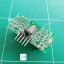 US-100 Ultrasonic Sensor Ultrasonic Ranging Module thumbnail 3