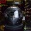 หมวกกันน็อคReal รุ่น Dawin สีดำด้าน (สำหรับคนศีรษะใหญ่) thumbnail 1