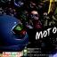 หมวกกันน็อคคลาสสิก MOTO3 สีดำด้าน สำเนา thumbnail 4