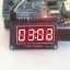 Clock Display 4 Bits Digital Tube LED Display Module thumbnail 5