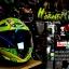 หมวกกันน็อคReal รุ่นHornet-GP-RACE สีเขียว thumbnail 3