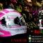 หมวกกันน็อคRider Viper สีBeat White/Pink thumbnail 4
