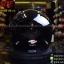 หมวกกันน็อคReal รุ่น Dawin สีดำเงา (สำหรับคนศีรษะใหญ่) thumbnail 4