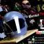 หมวกกันน็อคคลาสสิก OMD สีบอร์นเงิน thumbnail 1