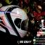 หมวกกันน็อคRider รุ่น Vision X สี Fast White thumbnail 6