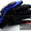 ถุงมือpro-biker สีน้ำเงิน (ราคาพิเศษ) thumbnail 3