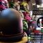หมวกกันน็อคคลาสสิก 5เป๊กLB+ สีดำด้าน thumbnail 2