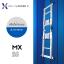 บันไดอลูมิเนียม ยืดหดได้ MX-28 ทรงพาด 5.6 เมตร, ทรง A 2.8 เมตร thumbnail 5