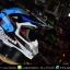 หมวกกันน็อคReal วิบาก รุ่น Rockdale Crew สี Black Blue thumbnail 8