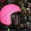หมวกกันน็อคคลาสสิก 5เป๊กLB+ สีชมพูด้าน thumbnail 1