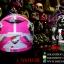 หมวกกันน็อคRider Viper สีBeat White/Pink thumbnail 5