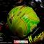 หมวกกันน็อคReal รุ่นHornet-GP-RACE สีเขียว thumbnail 6