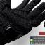 ถุงมือpro-biker (kevlarเคฟล่า) สีดำ (ราคาพิเศษ) thumbnail 7