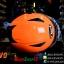 หมวกกันน็อคReal รุ่นBravo สีส้ม thumbnail 11