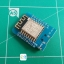 WeMos D1 mini (Compatible) Lua WIFI IoT ESP8266 Development Board thumbnail 1