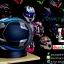 หมวกกันน็อคReal รุ่นCosmo - Run สีน้ำเงิน thumbnail 5