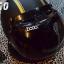 Shieldหรือหน้ากากหมวกกันน็อค แนวคลาสสิก หรือวินเทจ(เปิดหน้ากากได้) Bogo ทรง BUBBLE มีสีใส,สีชา,สีดำ,สีส้ม,สีเหลืองและสีอื่นๆ thumbnail 7