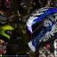 หมวกกันน็อคBilmola รุ่น Blackhole Blue thumbnail 1