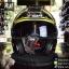 หมวกกันน็อคReal เปิดหน้า รุ่น Comfort รุ่น NEXT RJ1 สีดำ-เหลือง thumbnail 3