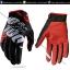 ถุงมือวิบากRidefit สีดำ-แดง thumbnail 1
