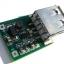 DC-DC Boost Module (0.9V ~ 5V) l 5V 600MA USB mobile power booster (Green) thumbnail 1