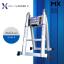 บันไดอลูมิเนียม ยืดหดได้ MX-28 ทรงพาด 5.6 เมตร, ทรง A 2.8 เมตร thumbnail 3