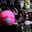 หมวกกันน็อคเด็ก Index แบบเต็มใบ สีชมพู thumbnail 4
