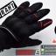 ถุงมือReal SNAP E สีดำ-แดง thumbnail 2