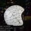 หมวกกันน็อคคลาสสิก 5เป๊ก สีMC2 ขาว thumbnail 1