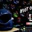 หมวกกันน็อคคลาสสิก MOTO3 สีดำด้าน สำเนา thumbnail 2
