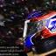 หมวกกันน็อคMT Revenge Replica GP - Blue Red Black thumbnail 1