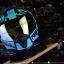 หมวกกันน็อคReal รุ่น VENGER KAZAR สีน้ำเงิน-เขียว thumbnail 6