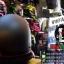 หมวกกันน็อคคลาสสิก 5เป๊กLB+ สีดำบรอนด์ thumbnail 2