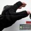 ถุงมือpro-biker (ครึ่งนิ้ว) สีดำ (ราคาพิเศษ) thumbnail 4