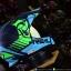 หมวกกันน็อคReal รุ่น VENGER KAZAR สีน้ำเงิน-เขียว thumbnail 4