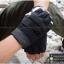 ถุงมือวินเทจ ครึ่งนิ้ว สีดำ thumbnail 2