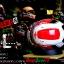 หมวกกันน็อคReal รุ่นCosmo R สีแดง-ขาว thumbnail 7
