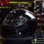 หมวกกันน็อคReal รุ่น Dawin สีดำเงา (สำหรับคนศีรษะใหญ่) thumbnail 3