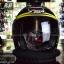 หมวกกันน็อคReal เปิดหน้า รุ่น Comfort รุ่น NEXT RJ1 สีดำ-เหลือง thumbnail 2