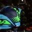 หมวกกันน็อคReal รุ่น VENGER KAZAR สีน้ำเงิน-เขียว thumbnail 3