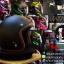 หมวกกันน็อคคลาสสิก 5เป๊กLB+ สีดำด้าน thumbnail 1