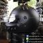 หมวกกันน็อคคลาสสิกCrg-Atv2 สีดำด้าน thumbnail 3