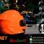 หมวกกันน็อคReal รุ่นHornet สีส้ม thumbnail 7