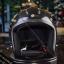 หมวกกันน็อคคลาสสิก 5เป๊ก Carbon Skin thumbnail 1