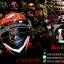หมวกกันน็อคRider Viper สีBeat Black/Red thumbnail 1