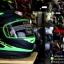 หมวกกันน็อคRider รุ่น R1 สีเขียว-ดำ thumbnail 5
