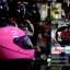หมวกกันน็อคเด็ก Index แบบเต็มใบ สีชมพู thumbnail 3