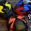 หมวกกันน็อคReal รุ่นHornet - Star-T สีดำ-ส้ม thumbnail 6